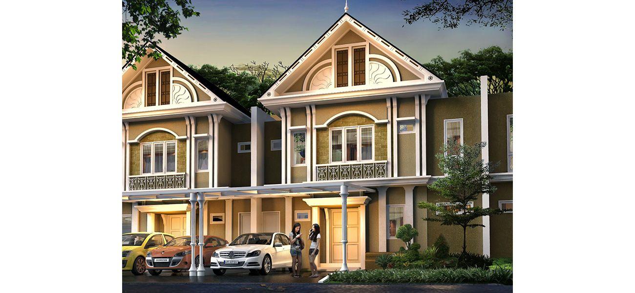 Residensial Cluster Thames at Jakarta Garden City di Jakarta Timur