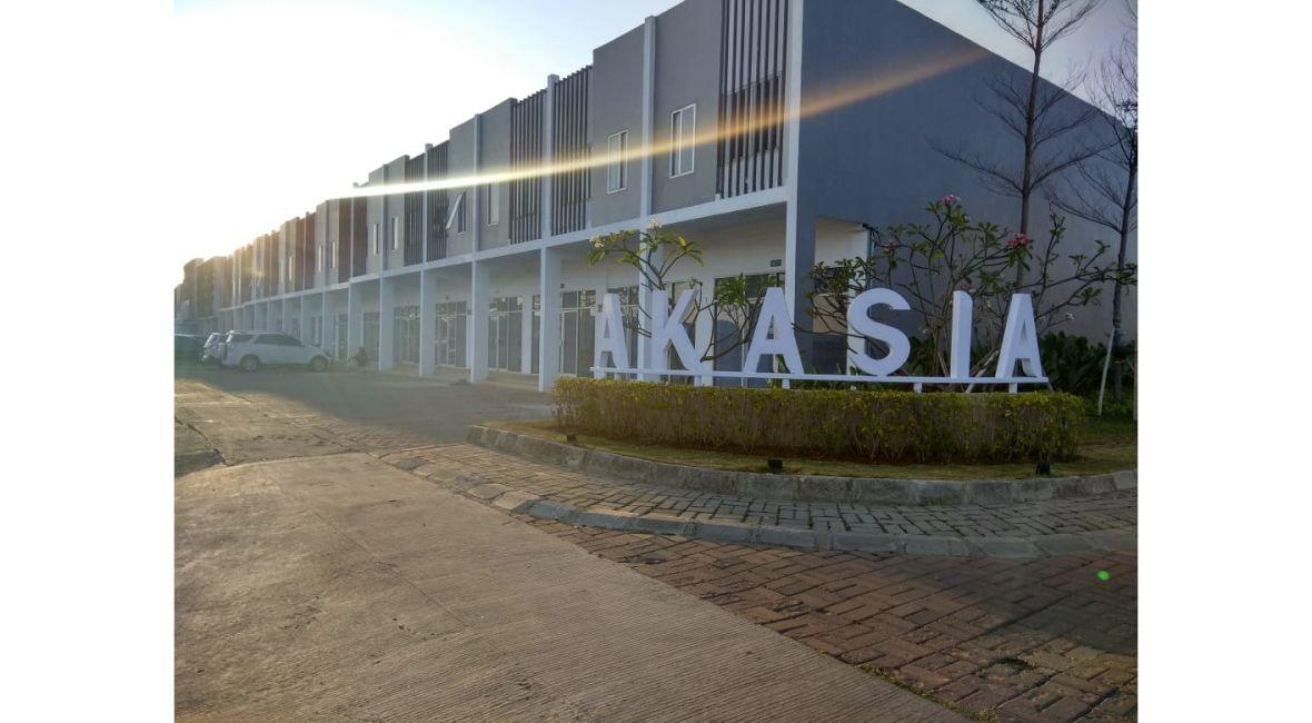 Komersial Ruko Akasia at Tallasa City di Makassar