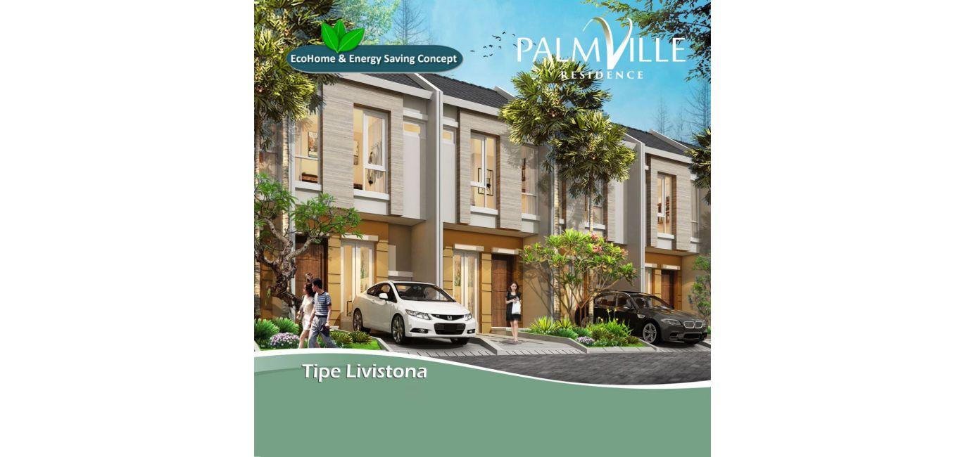 Residensial Rukost Palmville @ The Oasis di Bekasi