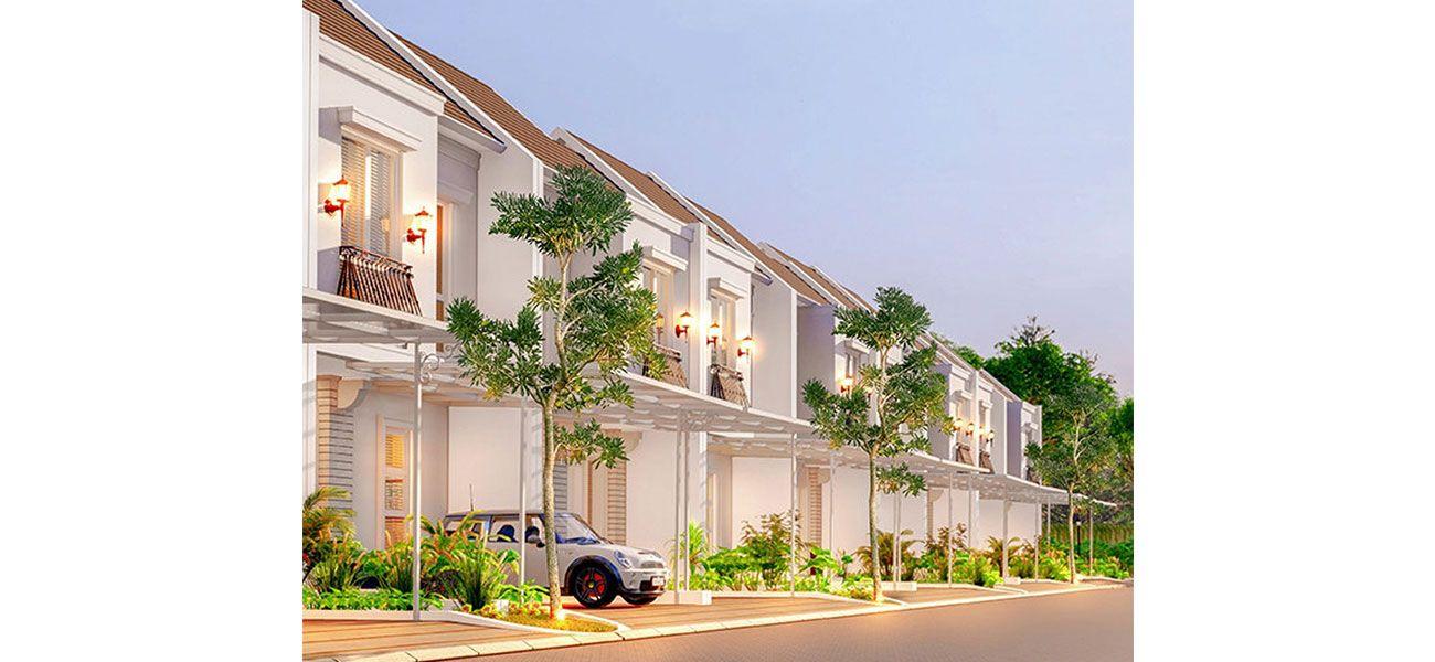 Residensial Grand Wisata Cluster Monte Torena di Bekasi