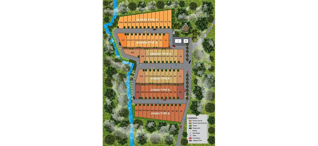 Residensial Hinggil Mansion di Yogyakarta
