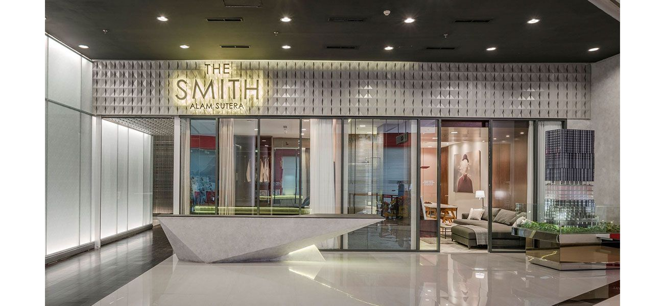 Residensial & Komersial The Smith di Tangerang