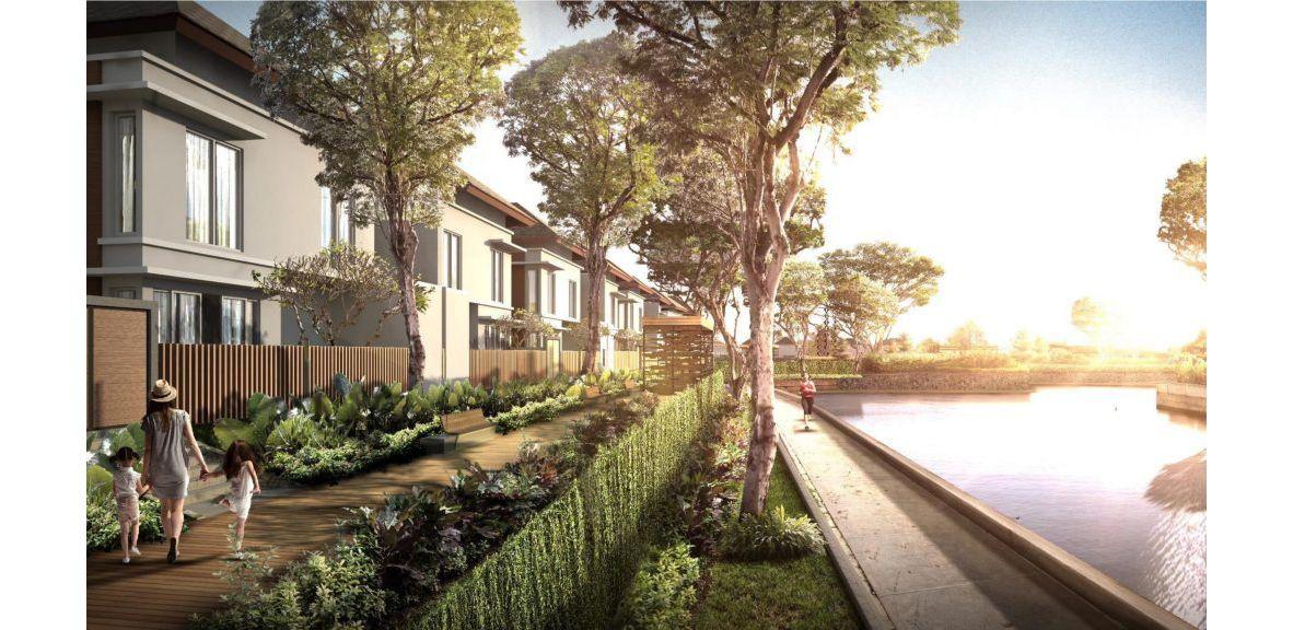 Residensial The Riviera di Tangerang