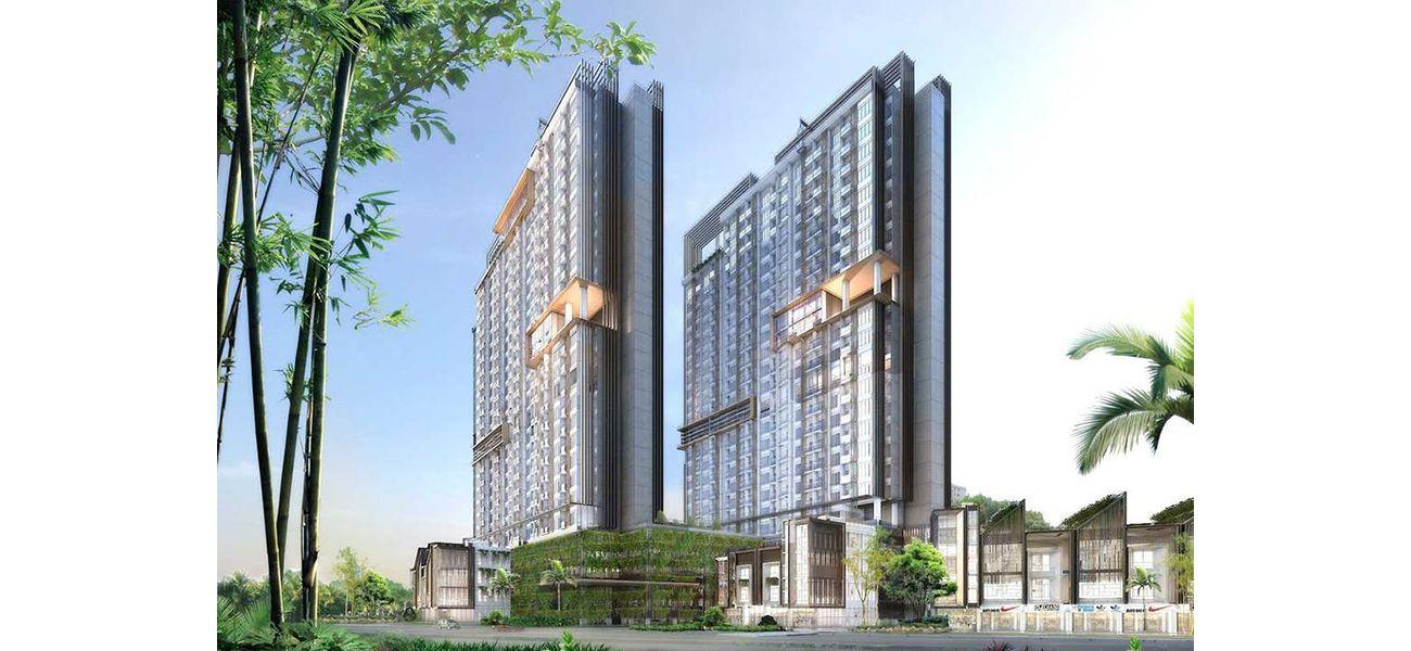 Residensial Cleon Park Apartment at Jakarta Garden City di Jakarta Timur