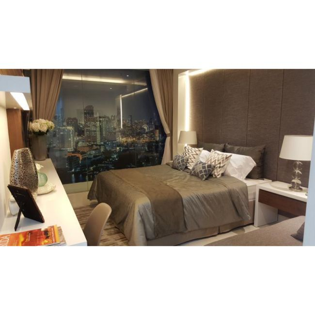Residensial Ciputra International Apartemen Tipe 3 Bedroom di Jakarta Barat