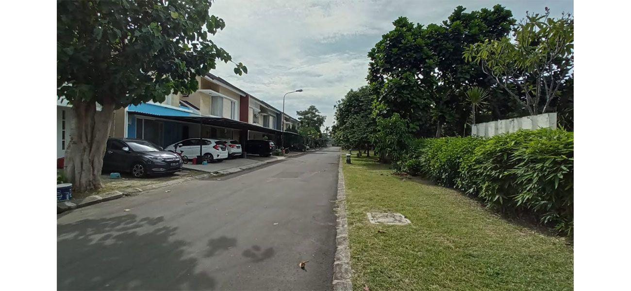 Residensial Kota Modern Cluster Navara di Tangerang