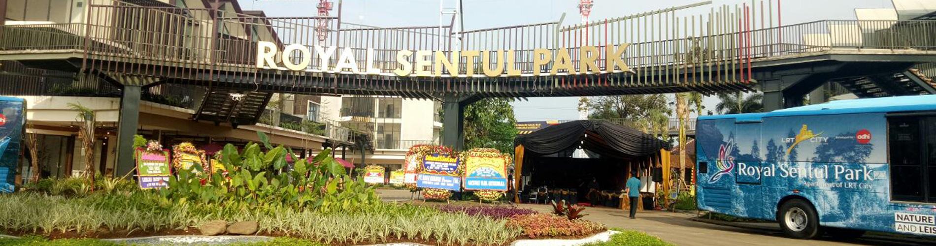 Residensial Royal Sentul Park - LRT City di Bogor