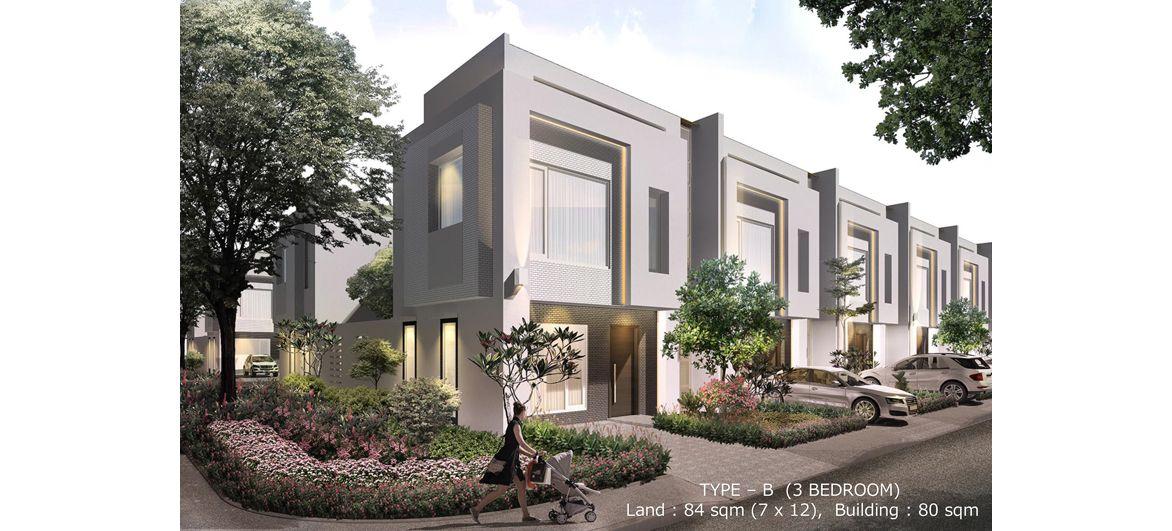 Residensial SAVASA at Kota Deltamas di Bekasi