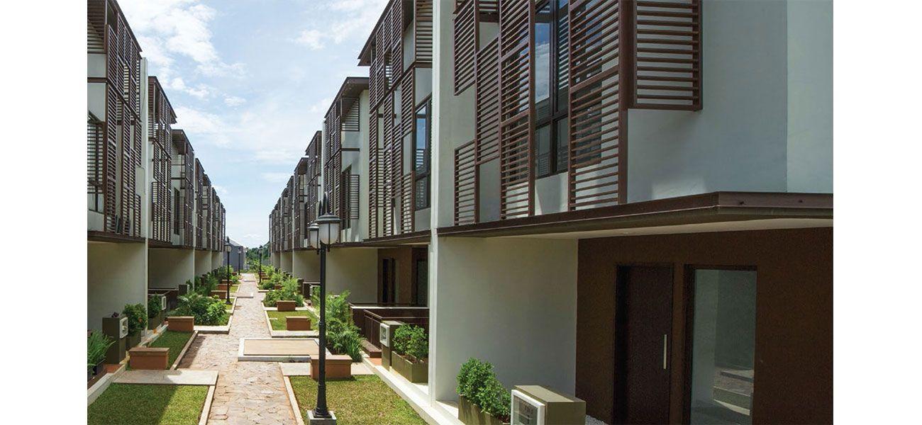 Residensial Cluster Whelford at Greenwich Park Tipe 120/60 di Tangerang