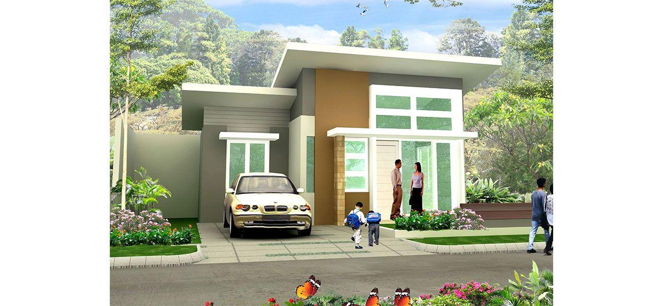 Residensial & Komersial Duta Indah Residence di Tangerang