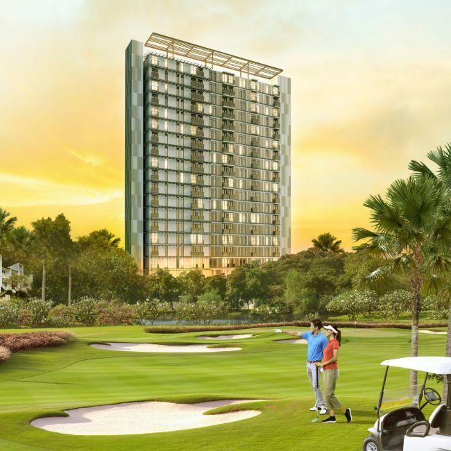 Residensial Kawana Golf Residence at Jababeka, Cikarang di Bekasi