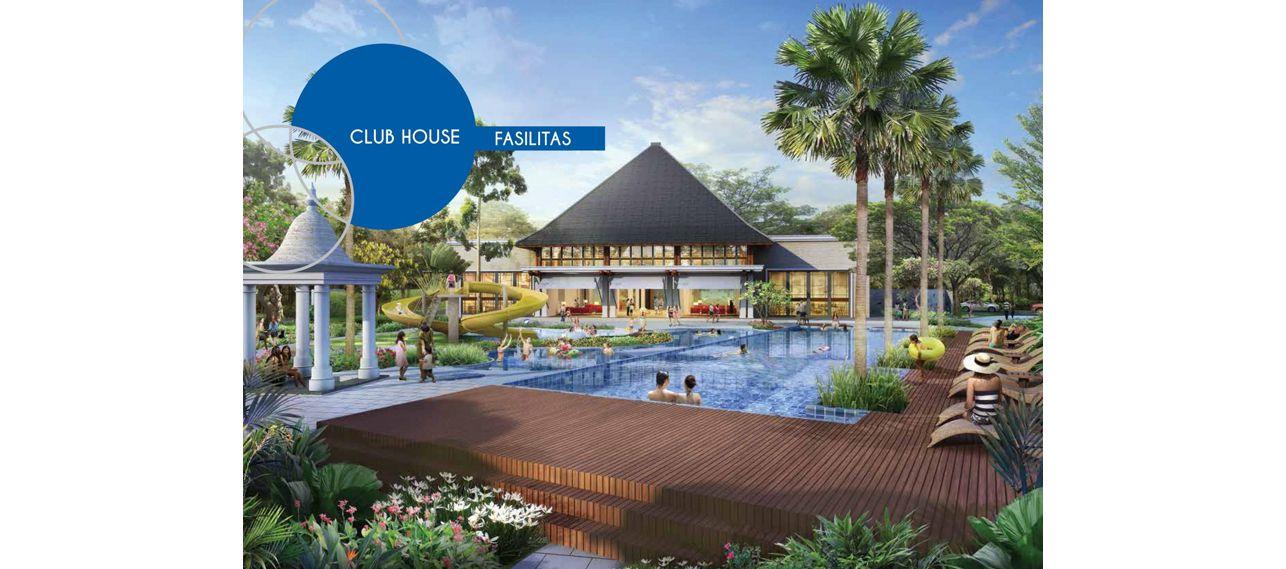 Residensial Citraland Cibubur Tipe Caryota 4 di Bogor
