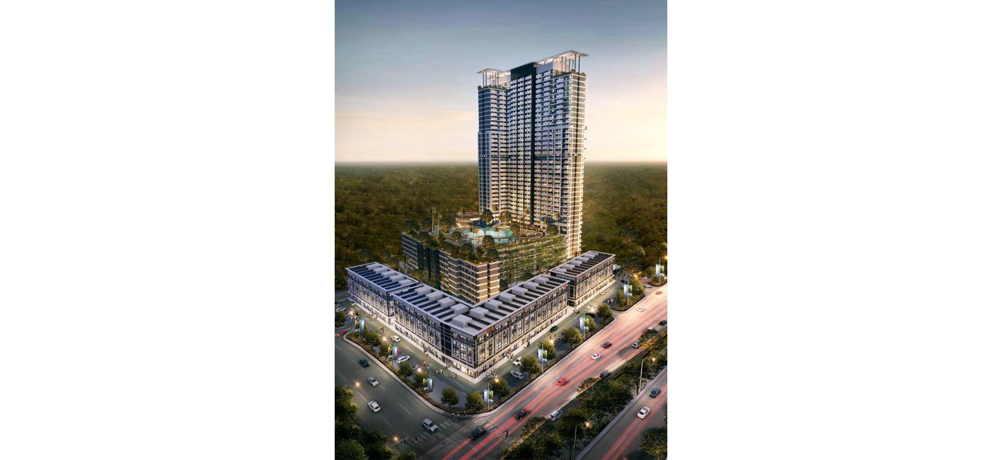 Residensial The Crest West Vista Apartemen at Puri di Jakarta Barat