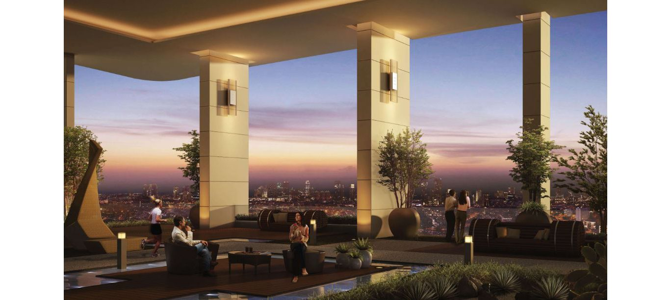 Residensial New Ambassador Suite Tower – St. Moritz di Jakarta Barat