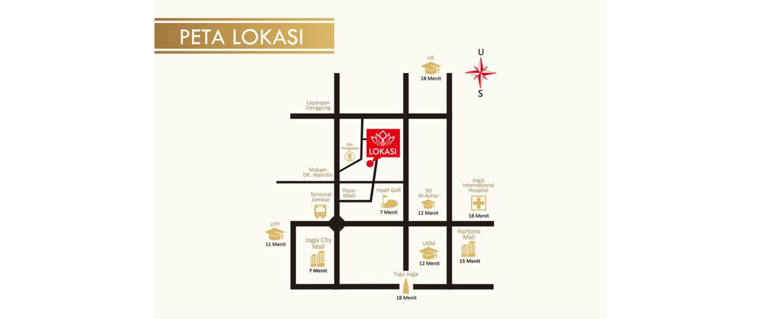 Residensial Kirana Mlati Residence di Sleman