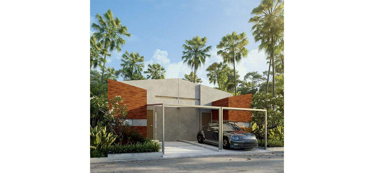 Residensial Samanea Hill Cluster Avilla Tipe Grande di Bogor