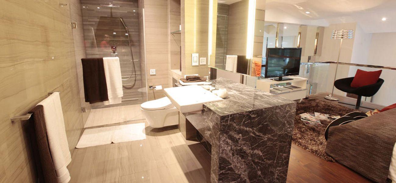 Residensial & Komersial Tipe Melrose – Soho Pancoran di Jakarta Selatan