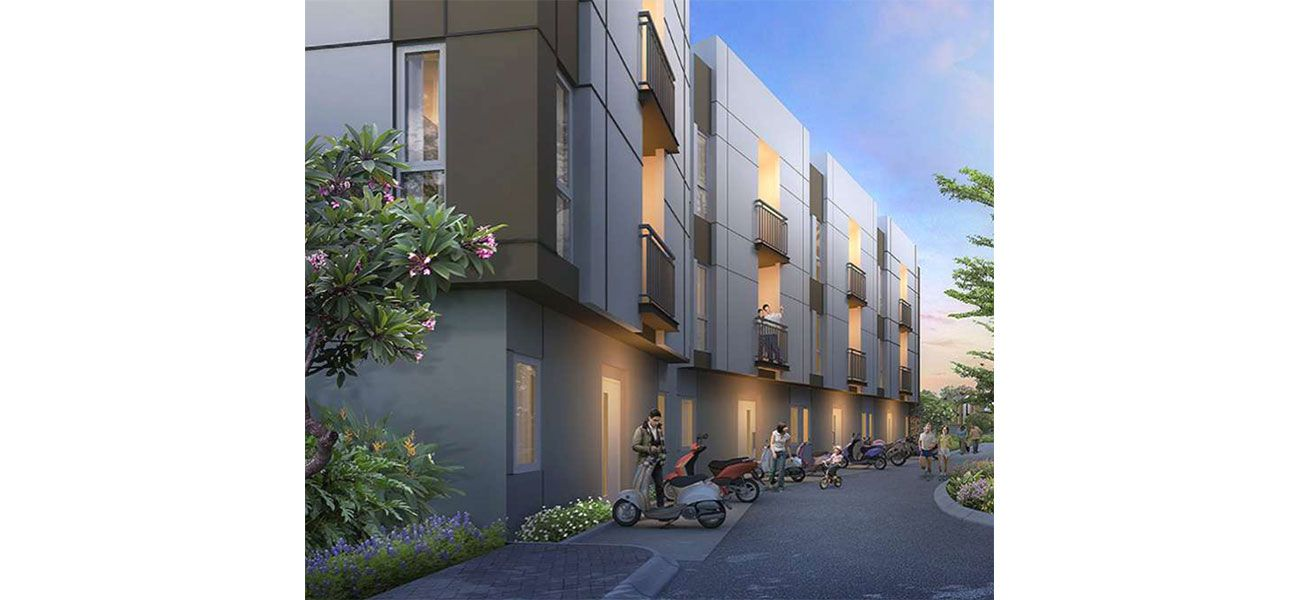 Residensial & Komersial BSD City - Zena at The Mozia di Tangerang