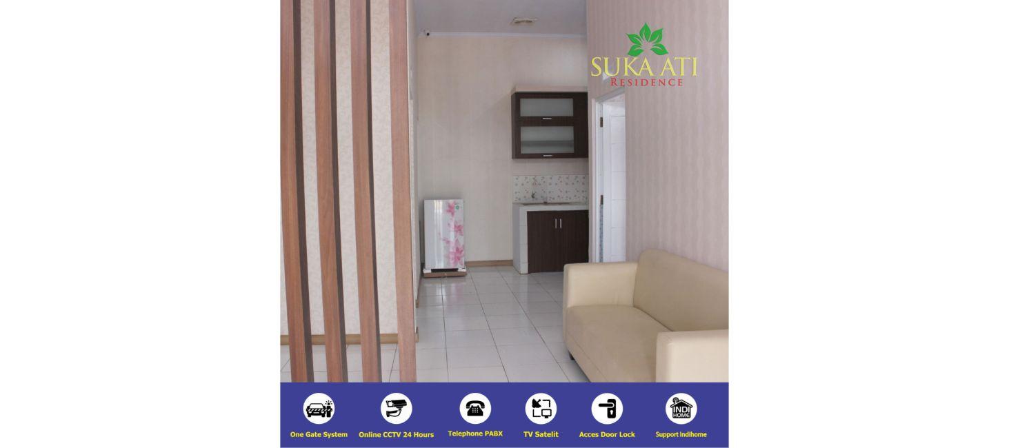 Residensial Suka Ati Residence Tipe 45/80 di Karawang