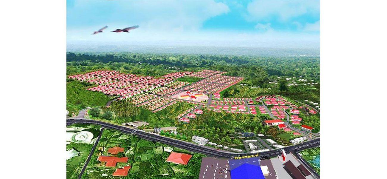 Residensial Lembah Nyiur Kairagi Mas di Manado