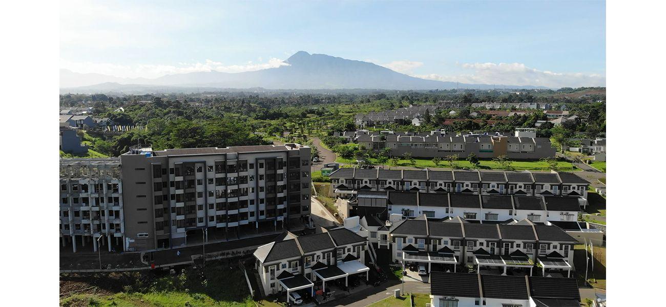 Apartment Royal Heights Apartment di Bogor