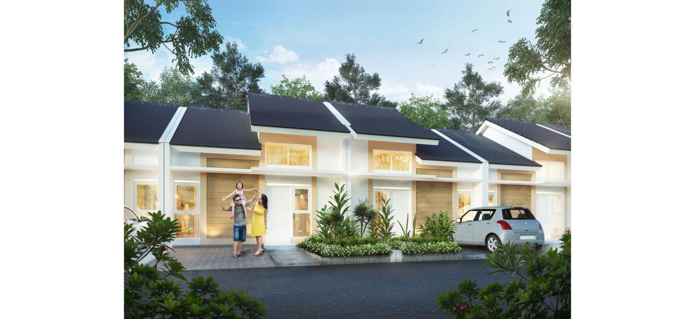 Residensial Tallasa City di Makassar