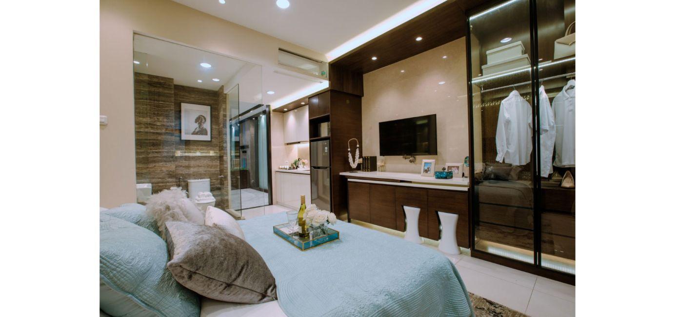 Residensial Solterra Place – Vasaka Suite Tipe Studio A di Jakarta Selatan