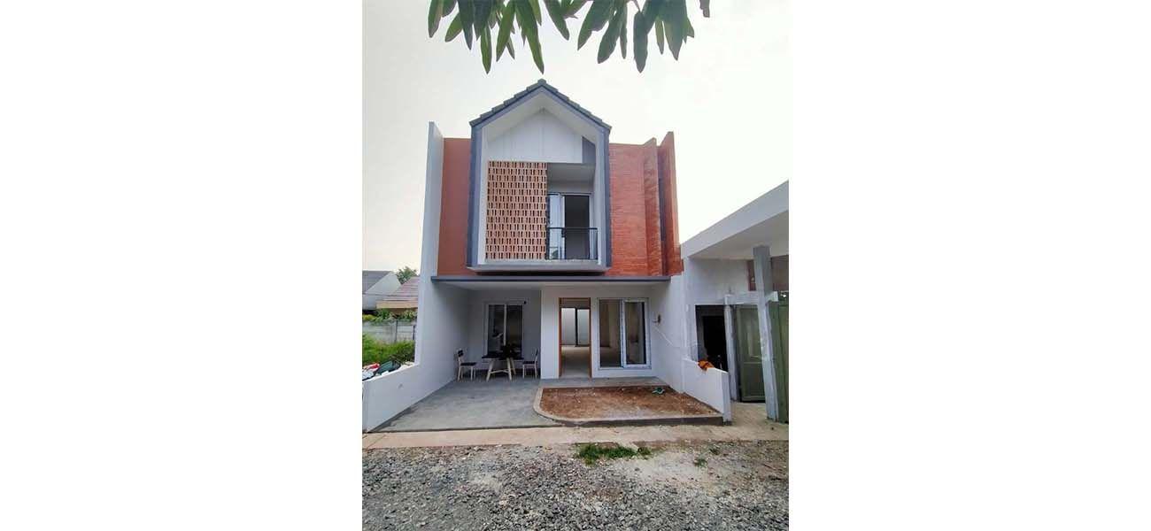 Residensial Grand Pinang Parigi Tipe 100 di Tangerang Selatan