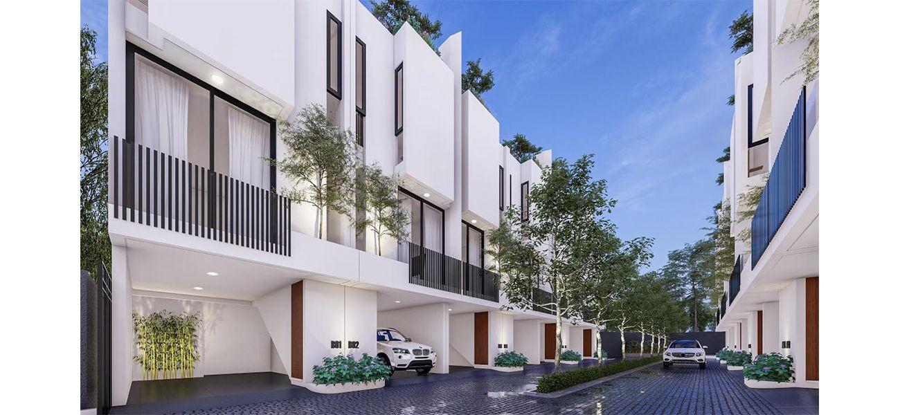 Residensial Semaya Living di Jakarta Selatan