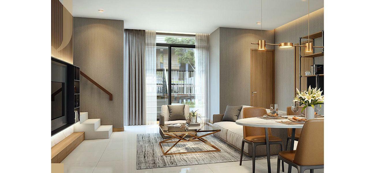 Residensial BSD City - Quantis Signature Tipe 9 di Tangerang