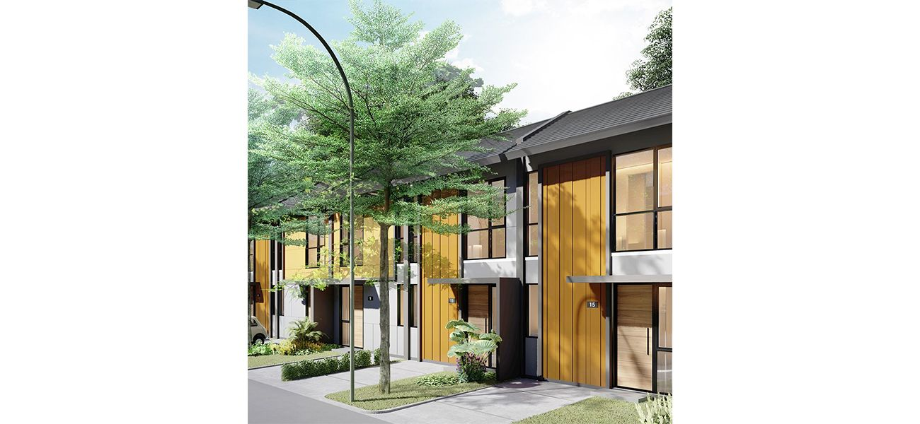 Residensial Cendana Homes di Tangerang