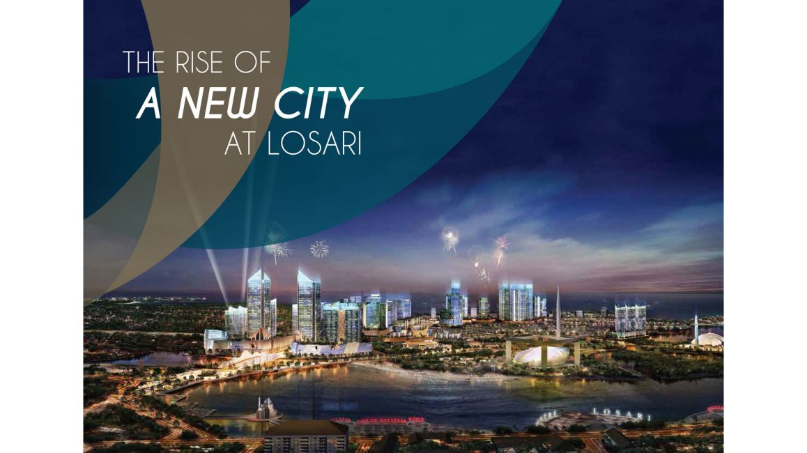 Komersial Sunset Quay - Citraland City Losari di Makassar