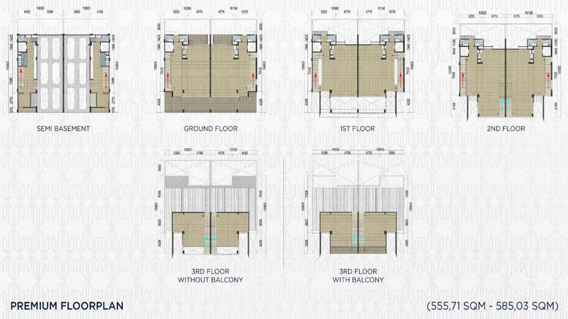 Komersial BSD City – Capital Cove Tipe Premium di Tangerang Selatan