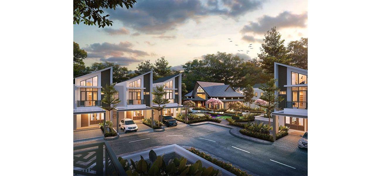 Residensial & Komersial Cluster Fashagriya Tipe 7 di Bandung