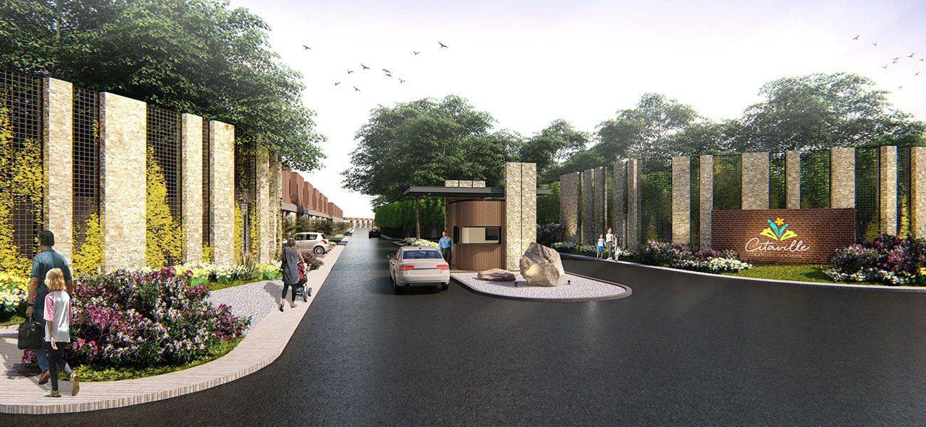 Residensial Citaville Parung Panjang di Bogor