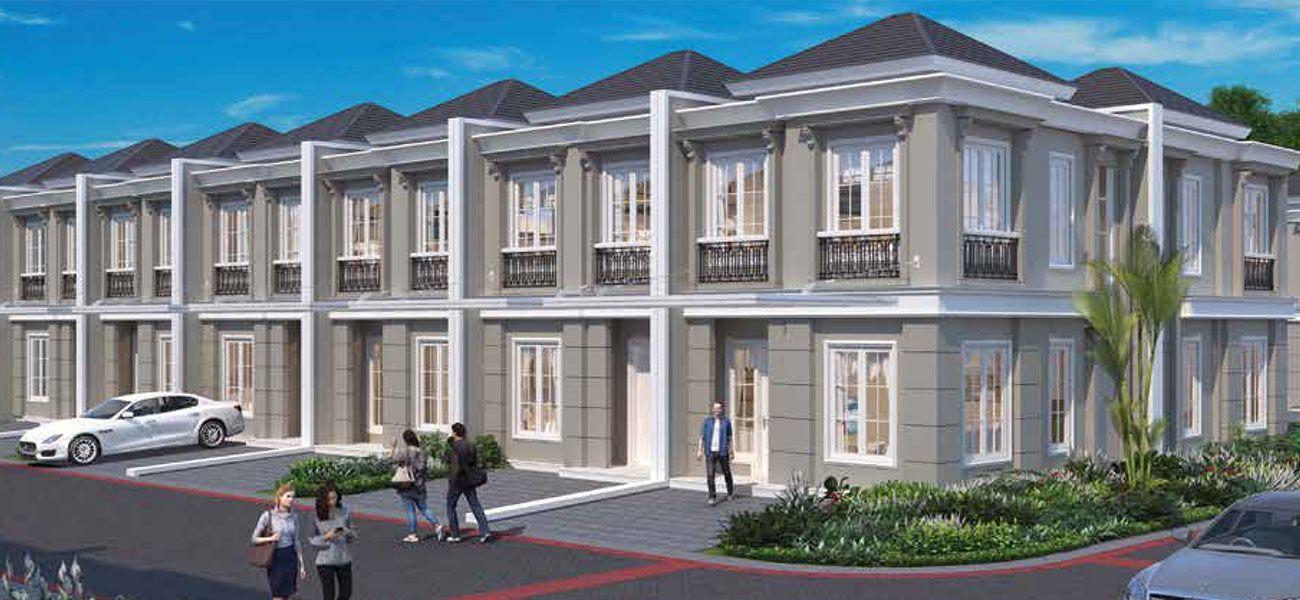 Residensial Millennium City di Bogor