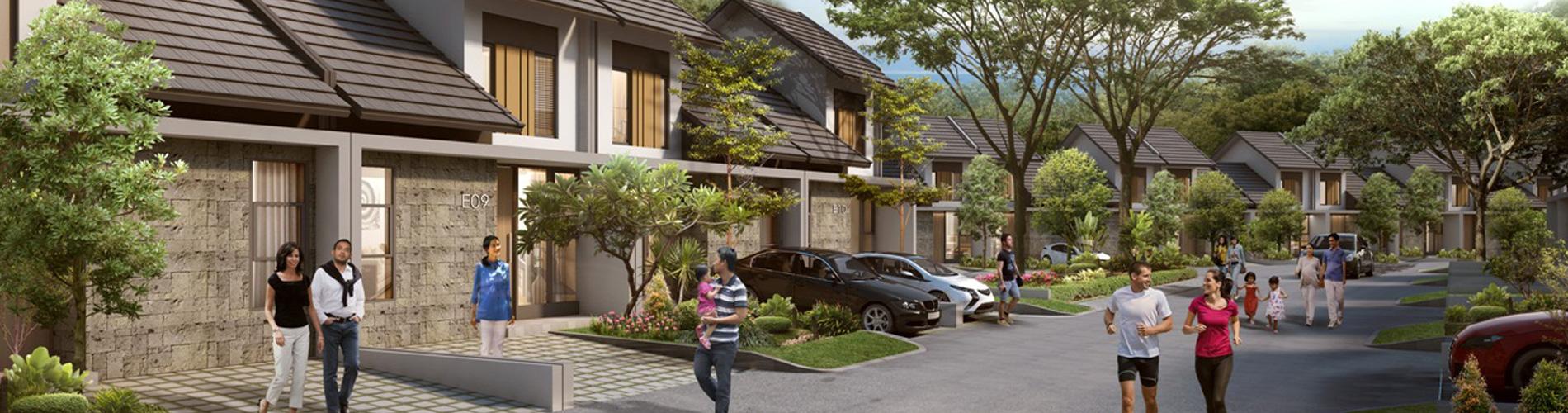 Residensial Naraya Park di Bekasi