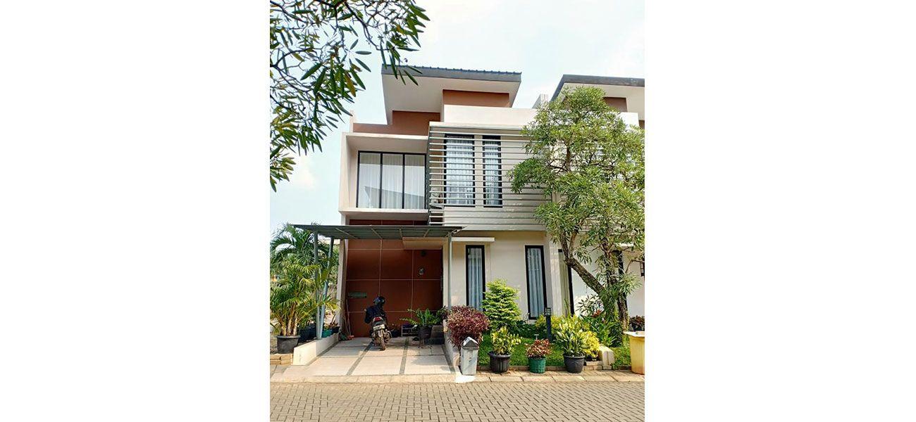 Residensial Akasia Eight Tipe Villosa 62 di Tangerang Selatan