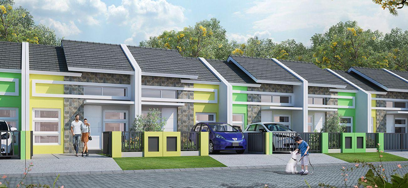Residensial Grand Nusa Indah di Bogor