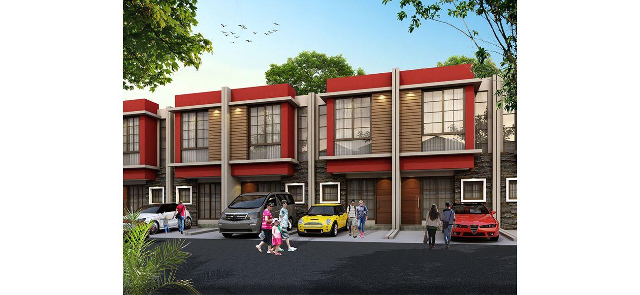 Residensial Cluster Arcadia at PIK 2  di Jakarta Utara