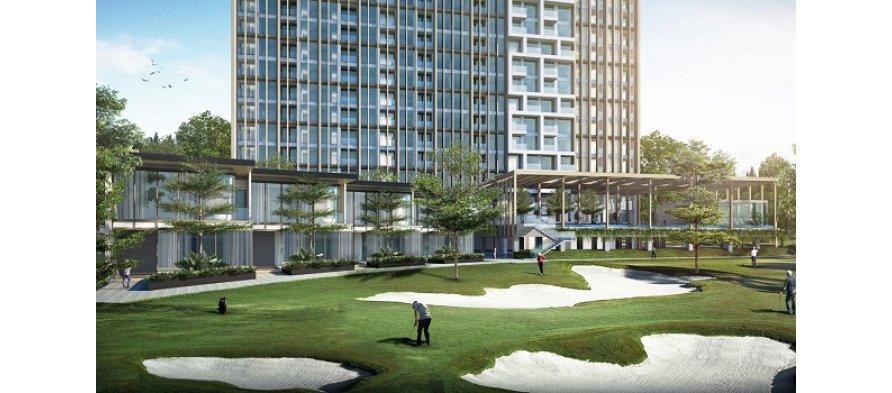 Residensial Kawana 2 Concierge Golf Apartment di Bekasi