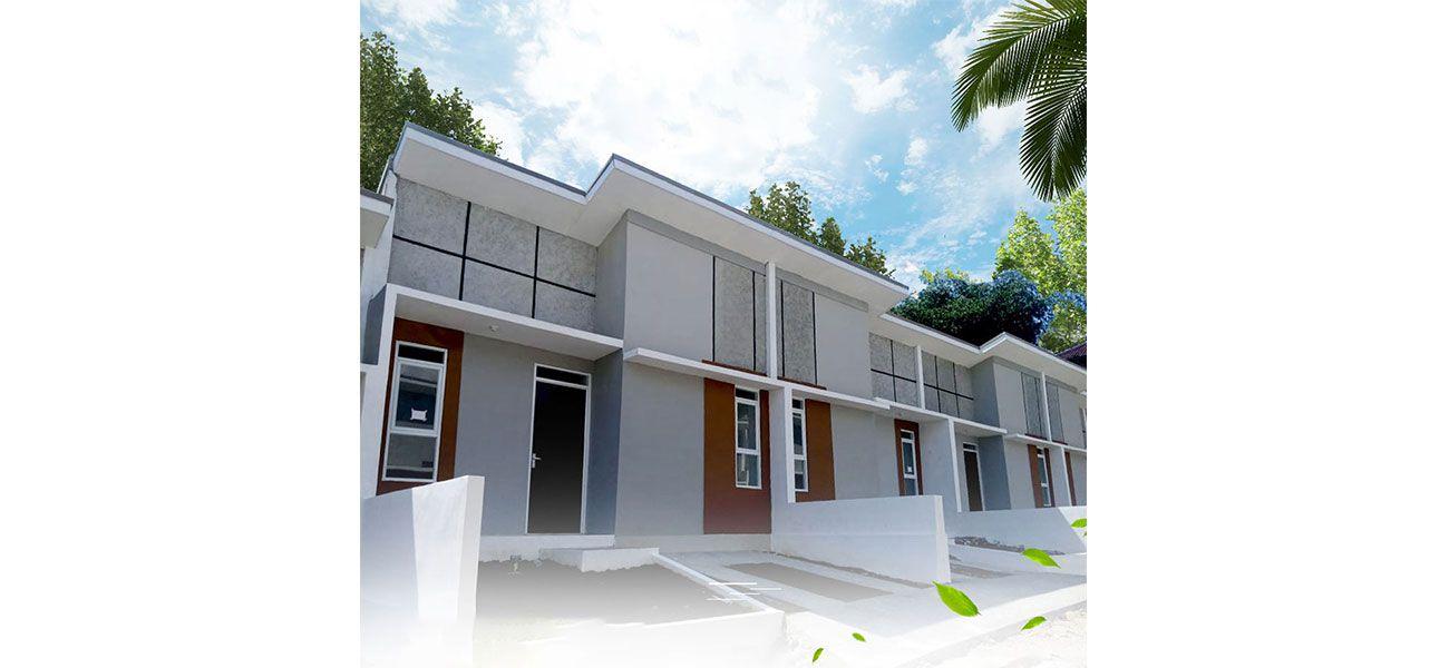 Residensial Citaville Dramaga Tipe 30  di Bogor