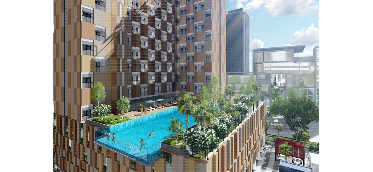 Apartment Sayana Apartment di Bekasi