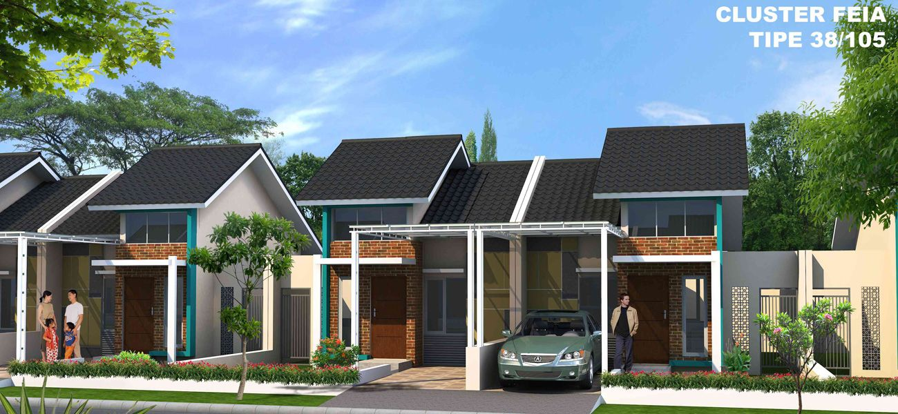 Residensial Segara City Cluster Feia di Bekasi