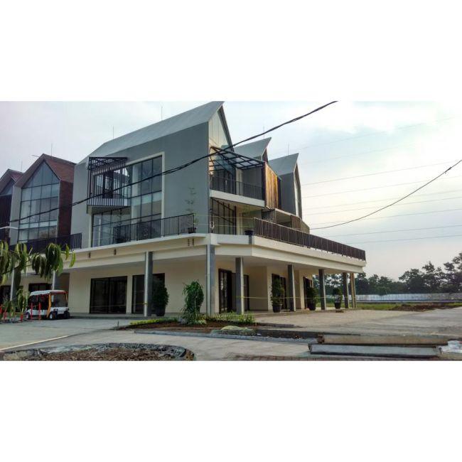 Residensial Ruko Royal Sentul Park Tipe Blok A (Anjali) di Bogor