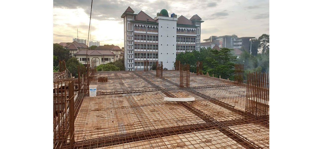 Residensial Kostel Cendekia Ciputat di Tangerang Selatan