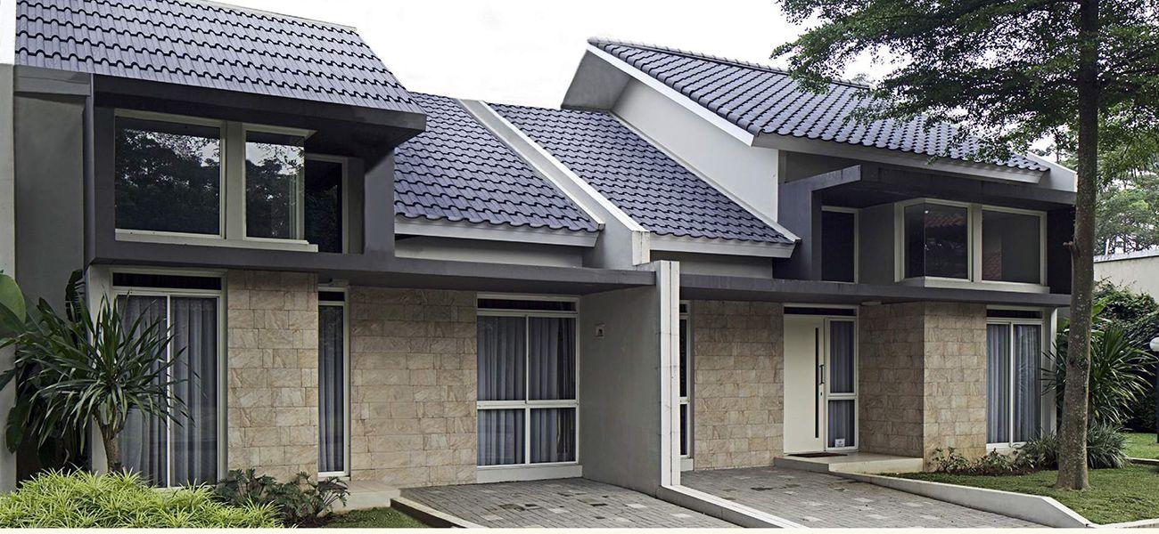 Residensial Cluster Tatar Wangsakerta 2 at Kota Baru Parahyangan di Bandung