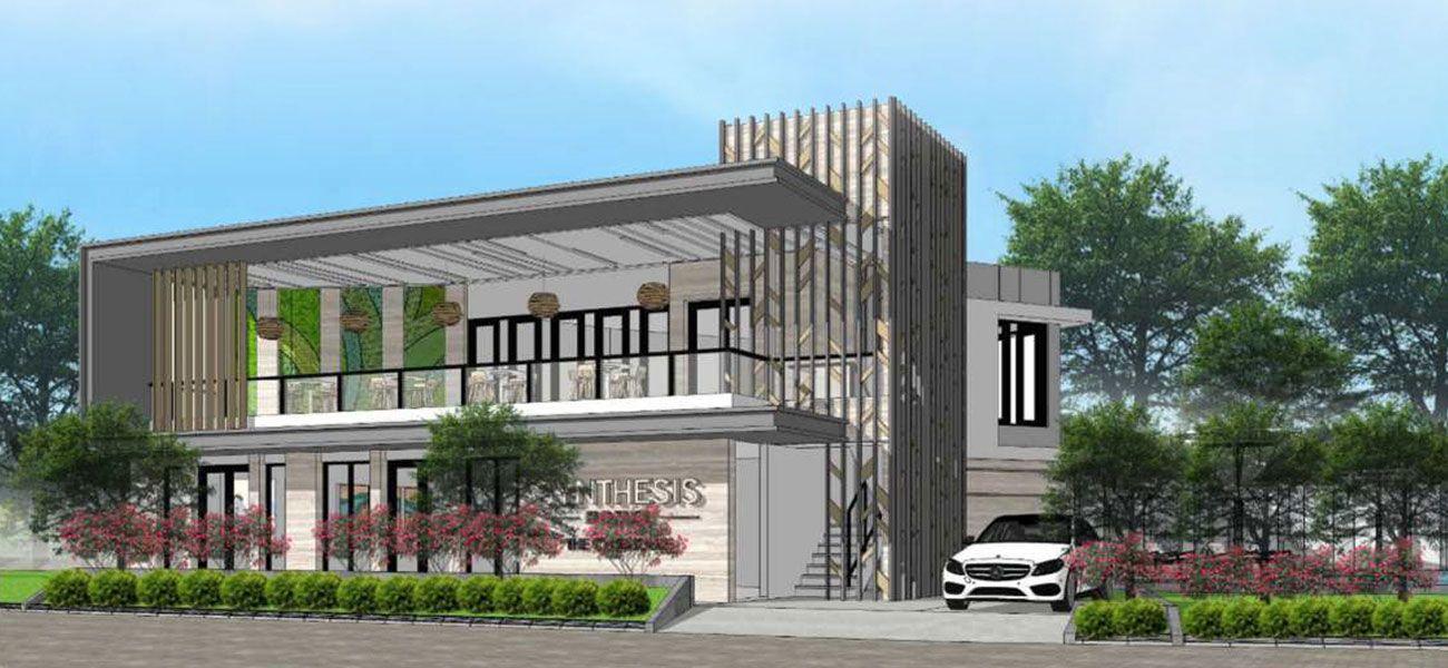 Residensial Synthesis Homes di Tangerang Selatan