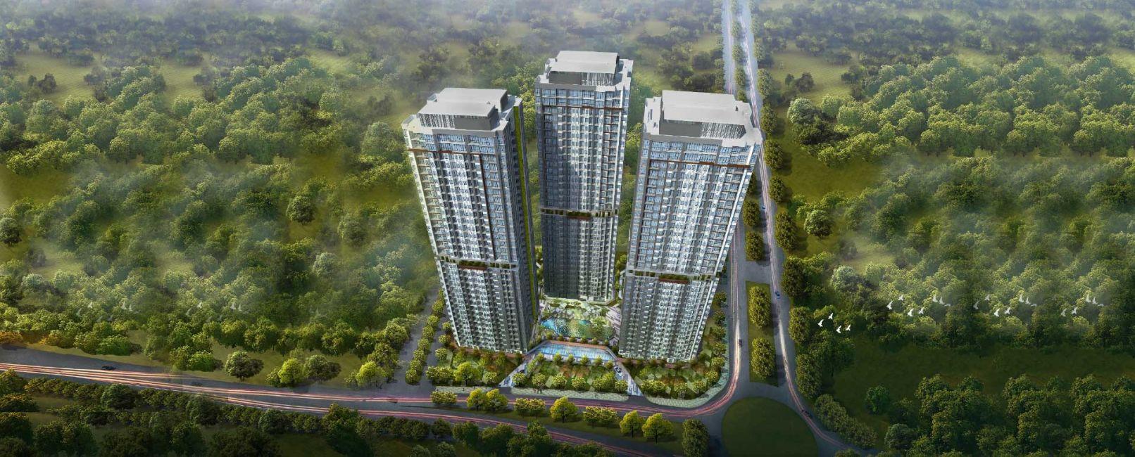 Residensial Verdura Apartment di Bogor