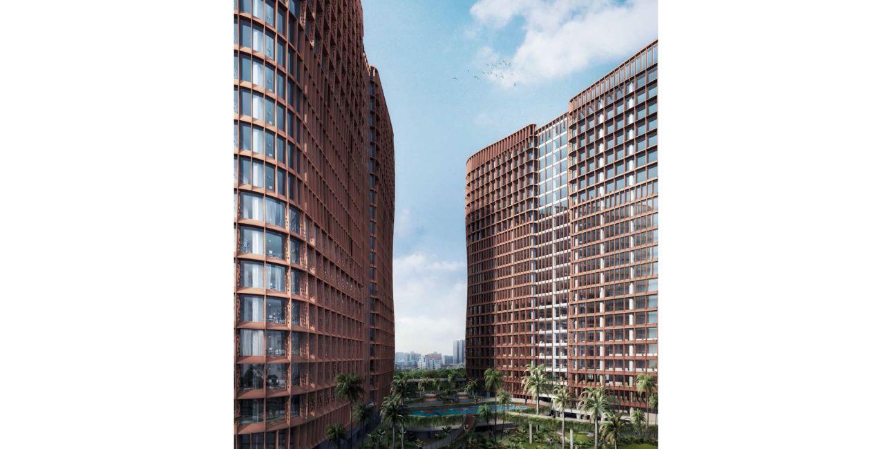 Residensial South Quarter Residence Tipe 1BR+1 di Jakarta Selatan